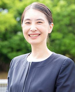 センター長 安井千恵