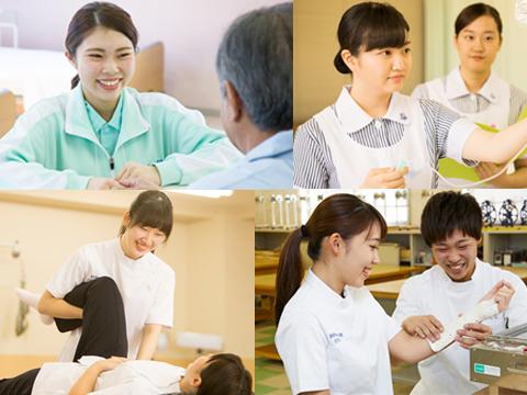 介護福祉SP/作業療法SP/理学療法SP/看護SP(ランチつき1day)の参考画像