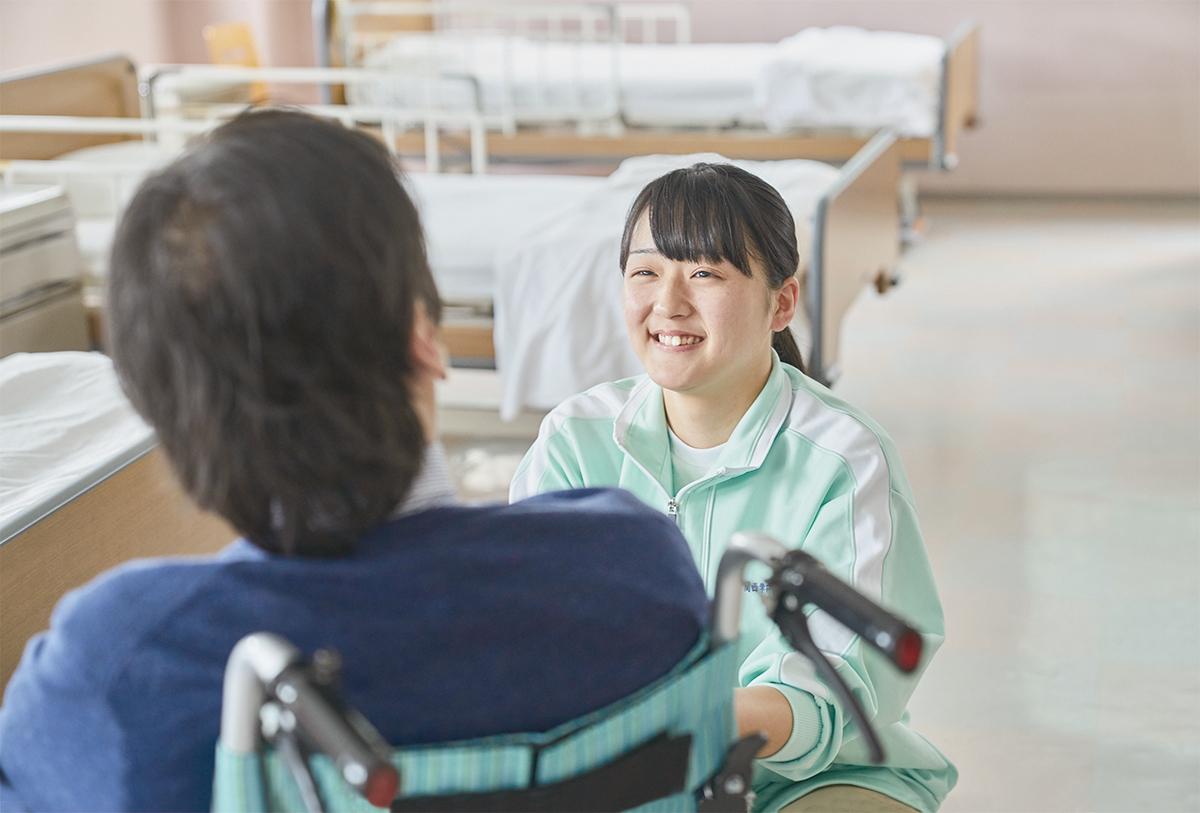 [注目]介護福祉SPの参考画像